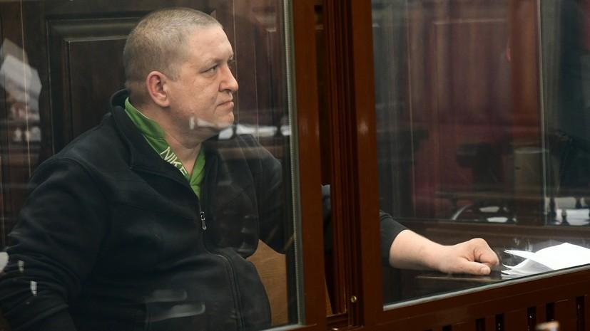 Суд оставил под арестом начальника отдела МЧС Кемерова по делу о пожаре в «Зимней вишне»