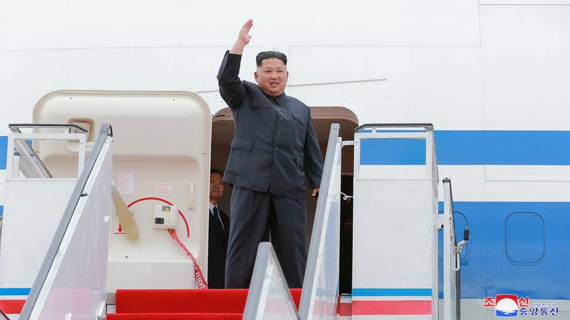 Мун Чжэ Ин рассказал о решимости лидера КНДР двигаться по пути денуклеаризации