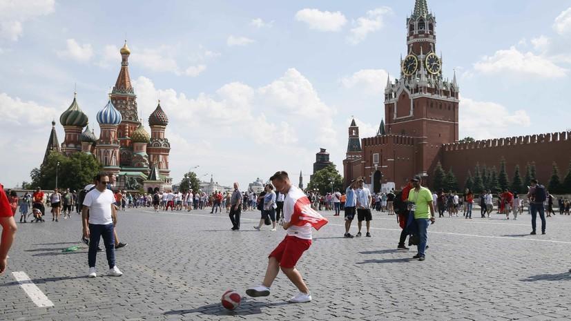 Экс-футболист сборной Англии: уверен, что болельщикам со всего света в России понравится абсолютно всё