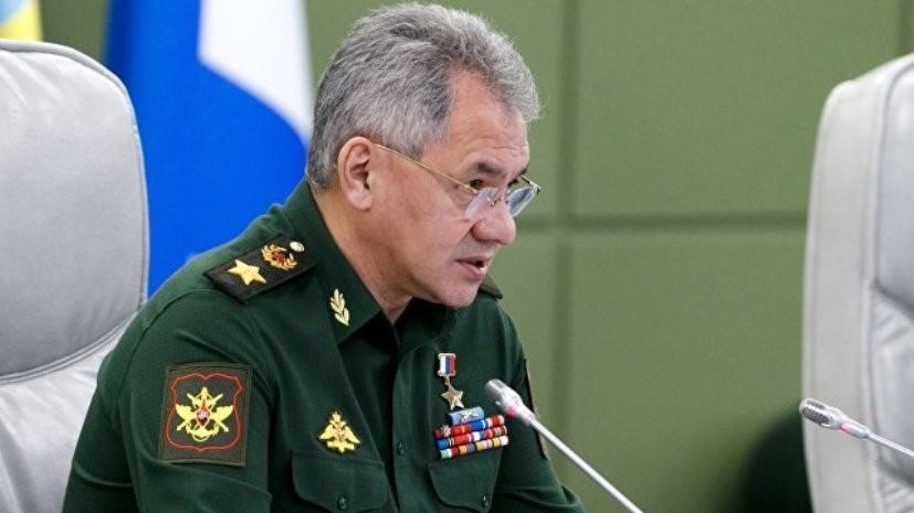 Шойгу заявил, что объекты ПРО США в Восточной Европе подрывают стабильность в регионе
