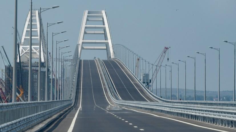 В Крыму планируют построить въездные ворота