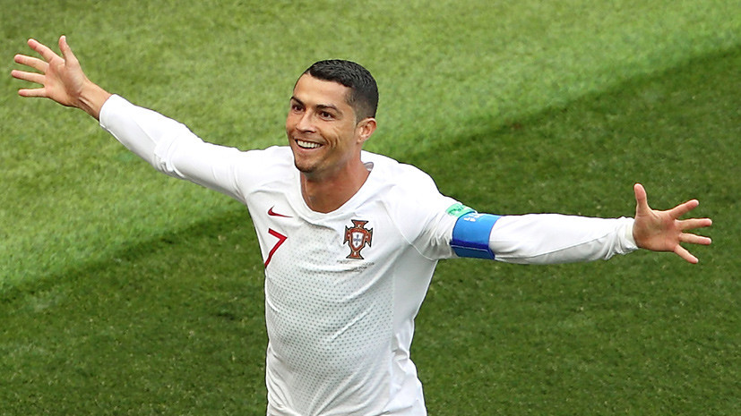 Рекорд Роналду, поражение «атласских львов» и аншлаг в «Лужниках»: как Португалия обыграла Марокко на ЧМ-2018