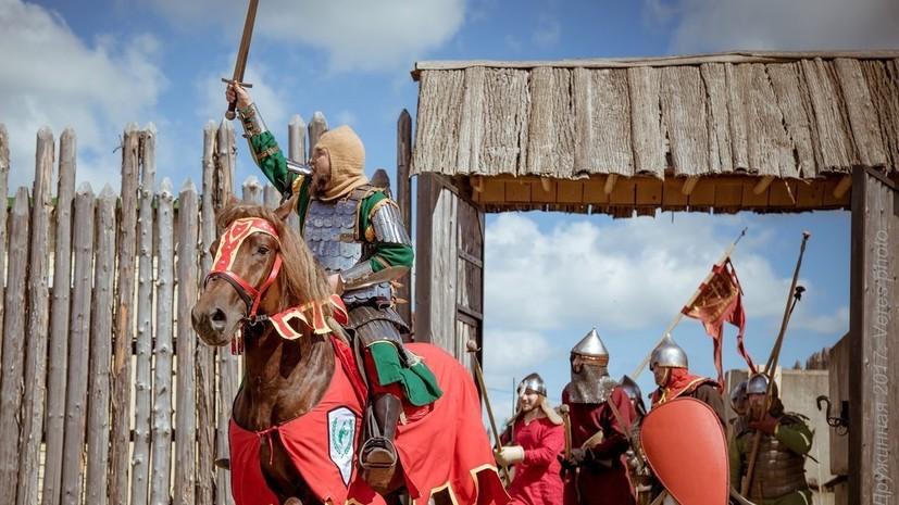 Фестиваль «Русь дружинная» пройдёт 14 и 15 июля в Удмуртии
