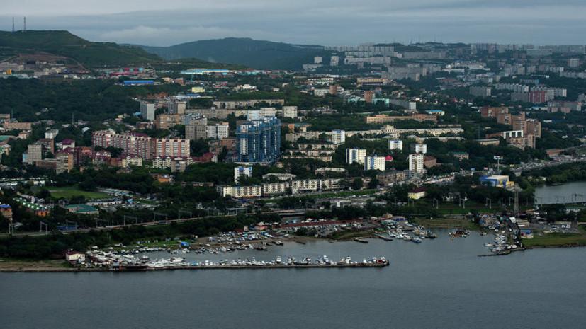 В Ботаническом саду Владивостока нашли обломки разбившегося советского самолёта