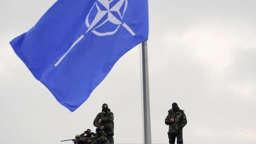 НАТО может уничтожить советское вооружение в Черногории