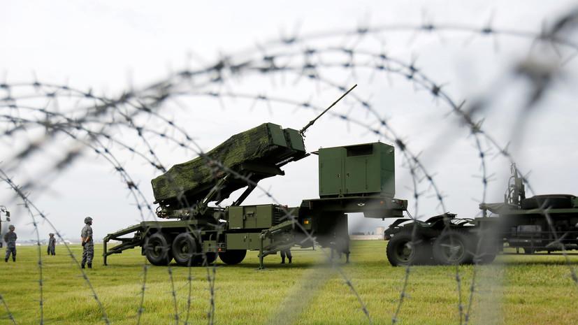 Эксперт оценил возможное приобретение Украиной американских комплексов ПВО Patriot