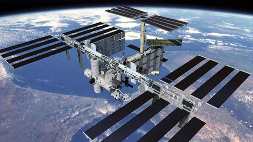 Коррекцию орбиты МКС перенесли на несколько дней