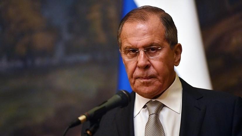 Лавров прокомментировал решение США выйти из Совета по правам человека ООН