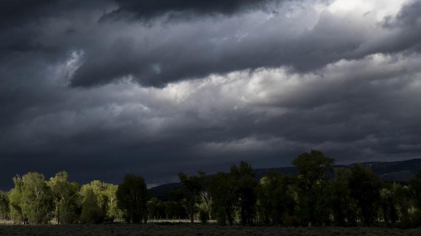 В Кировской области объявили третье метеопредупреждение за неделю