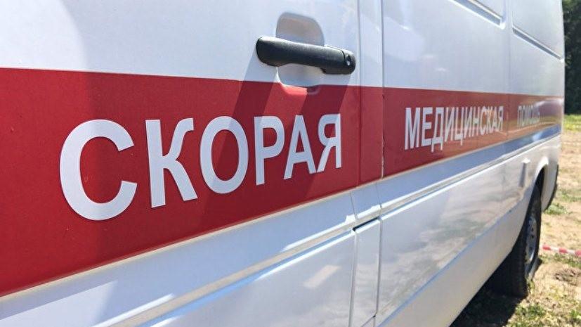 В Евпатории при пожаре в частном пансионате пострадали пять человек