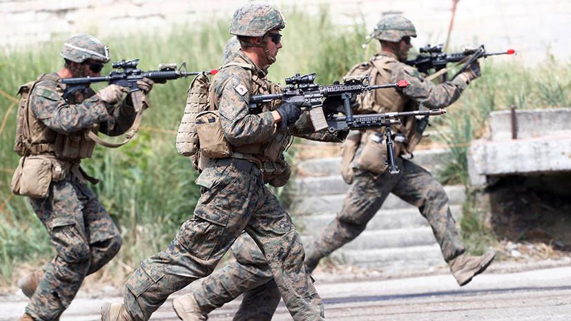 «Главная военная угроза для Запада»: в США сообщили о возможном ответе НАТО на «подрывные операции» России