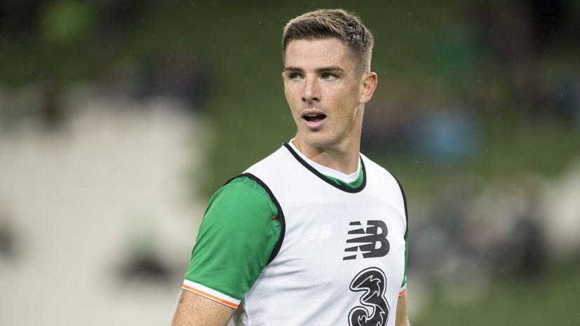 Футболист сборной Ирландии стал жертвой нападения в баре в Испании