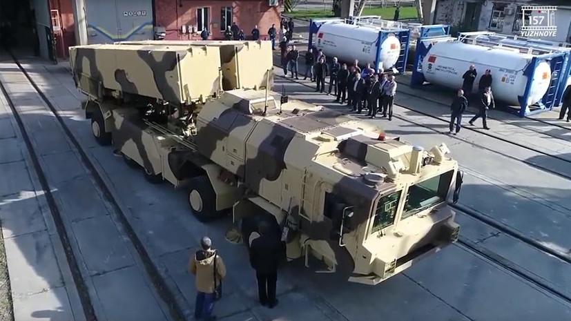 Украинский генерал призвал производить ракеты, которые смогут достать до Москвы и Петербурга