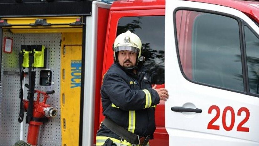 В Евпатории трое из пяти пострадавших в результате пожара в