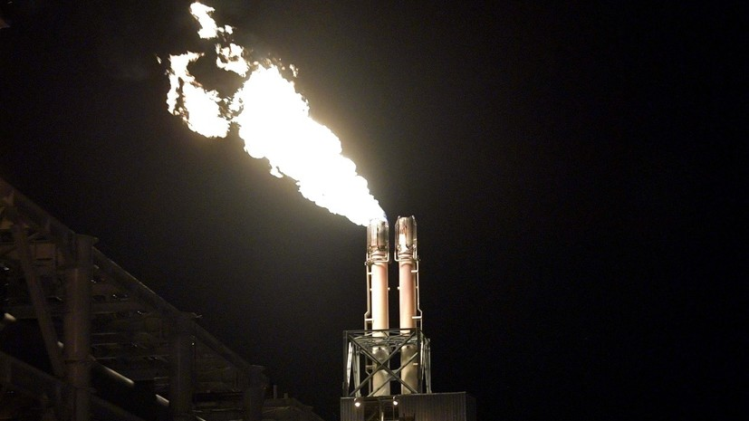 В Испанию прибыла первая партия сжиженного газа с «Ямал СПГ»