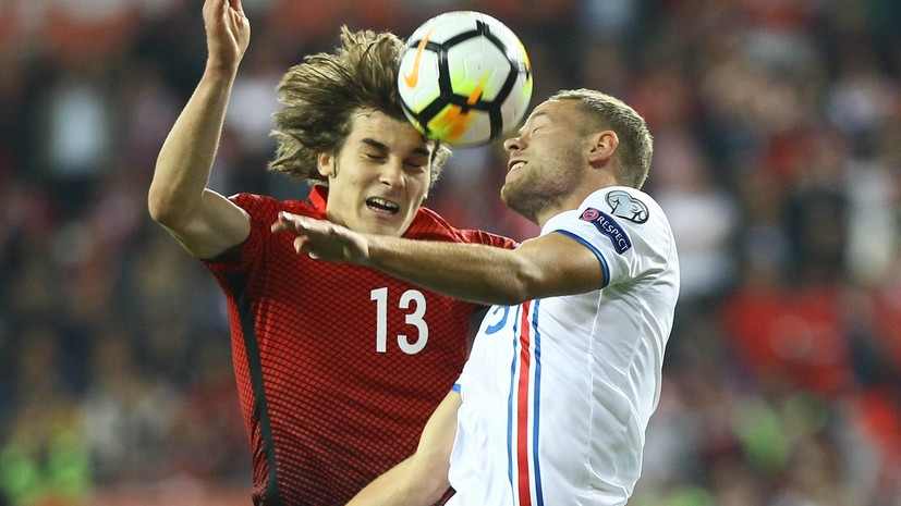 Защитник сборной Исландии рассказал о напутствии Валерия Карпина