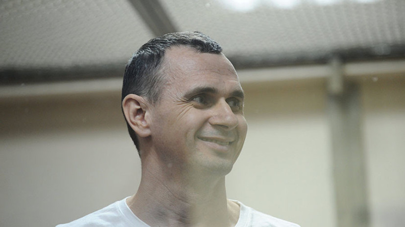 Отбывающий срок в российской тюрьме украинский режиссёр Олег Сенцов отклонил