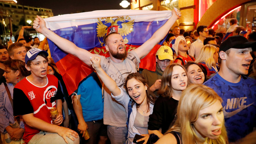 Исполнительный директор COPA90: атмосфера на чемпионате мира в России феноменальна