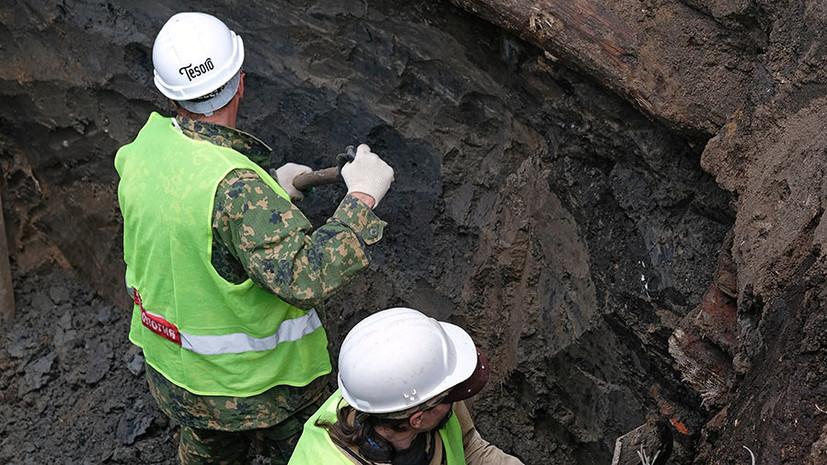 В центре Москвы археологи нашли торговые артефакты XV—XVI веков