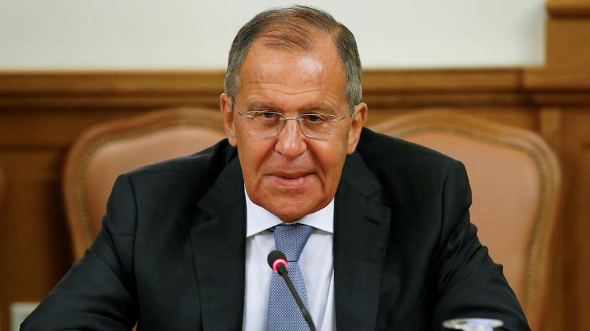 Эксперт прокомментировал призыв Лаврова к мировому сообществу