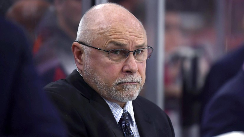 Бывший тренер «Вашингтона» Тротц возглавил «Айлендерс»