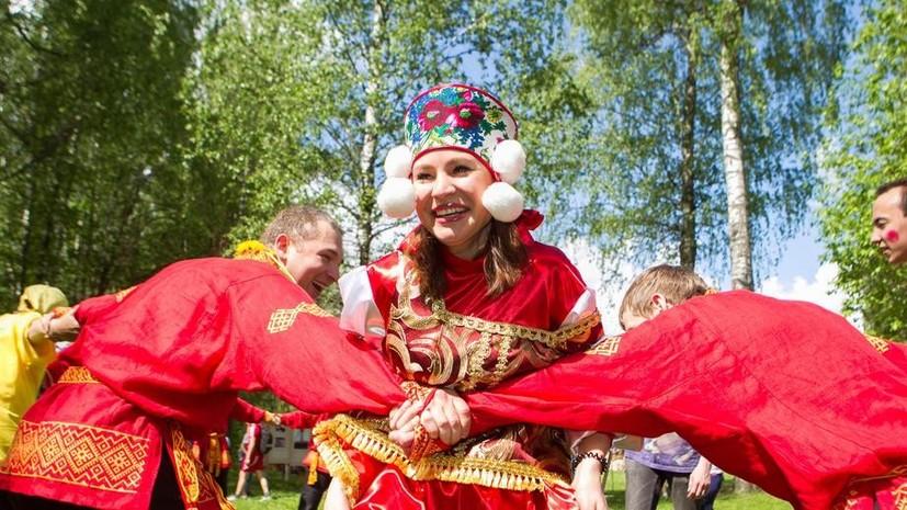 Фестиваль «Русский мир» пройдёт 30 июня в Подмосковье
