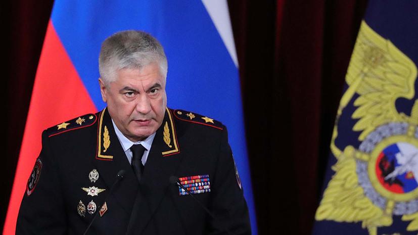 Колокольцев предложил повысить уровень российских миротворцев в миссиях ООН до руководящего