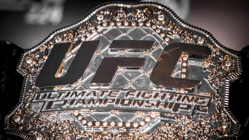 Бой Абдурахимов — Орловский пройдёт на турнире UFC в Москве