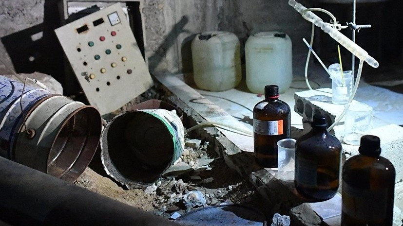 Минобороны: миссия по установлению фактов применения химоружия в Сирии затягивает расследования