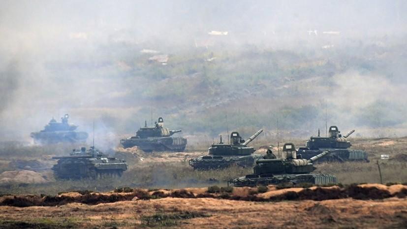 СМИ: Польская армия вернёт в строй советские танки Т-72