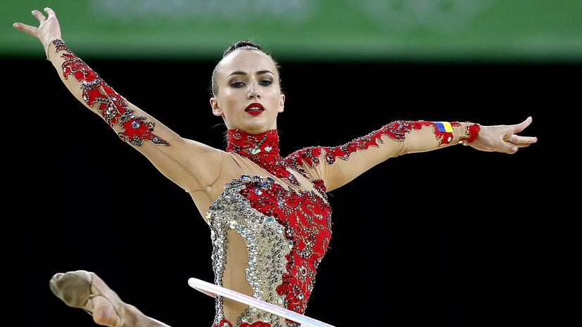 Гимнастка Кудрявцева выйдет замуж за хоккеиста Кугрышева