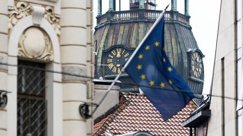 Во Франции считают, что отсутствие общего решения по мигрантам приведёт к распаду ЕС