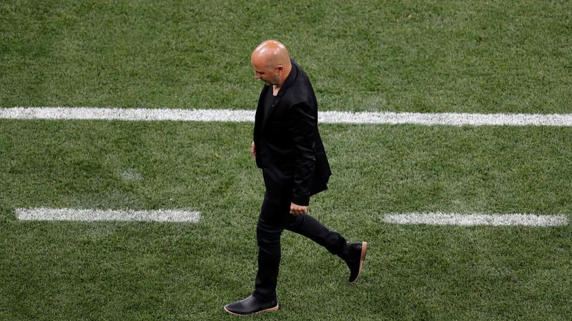 «Игроки опустошены»: СМИ сообщили о желании футболистов сборной Аргентины сменить тренера
