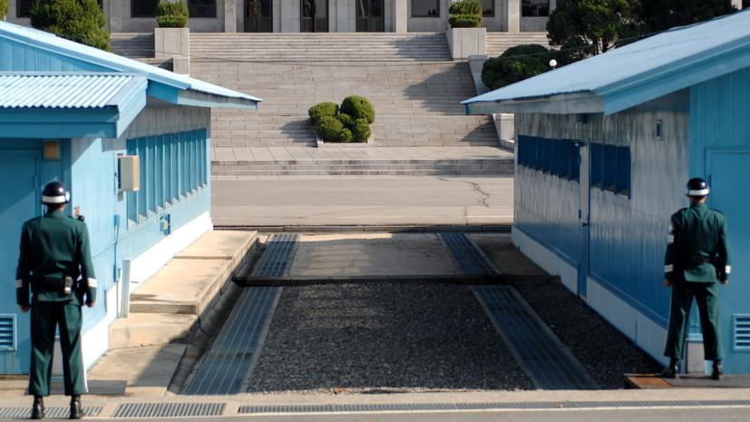 КНДР и Южная Корея договорились провести встречу разделённых войной семей 20—26 августа