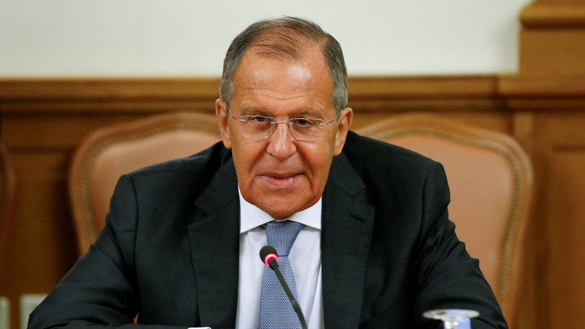 Лавров планирует встретиться с советником по нацбезопасности США Болтоном