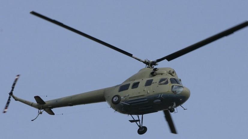 В СК заявили о гибели пилота разбившегося в ХМАО вертолёта