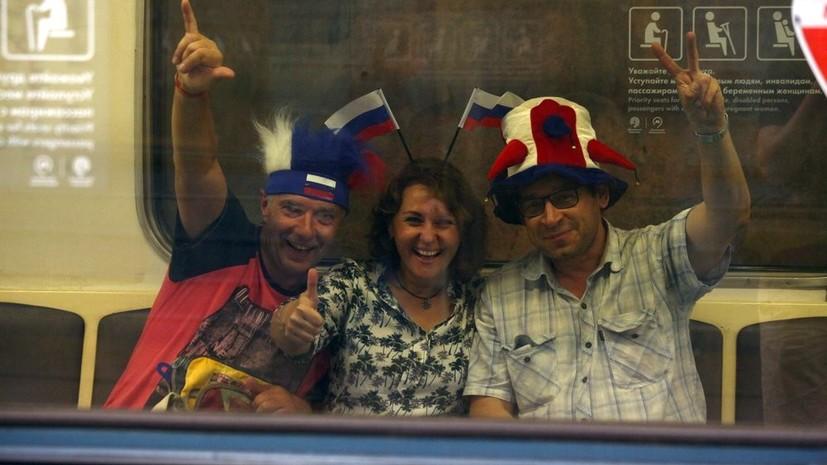 В московском метро запустили пилотный прокат аудиогидов на трёх языках