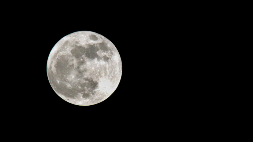 Первый летний звездопад не будет виден в Москве из-за полной Луны
