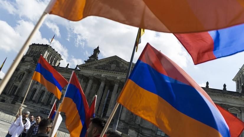 Зампред национального собрания Армении рассказал о вкладе республики в победу над фашизмом