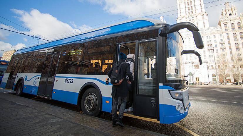 Между Москвой и Подмосковьем запустят более 250 дополнительных автобусов