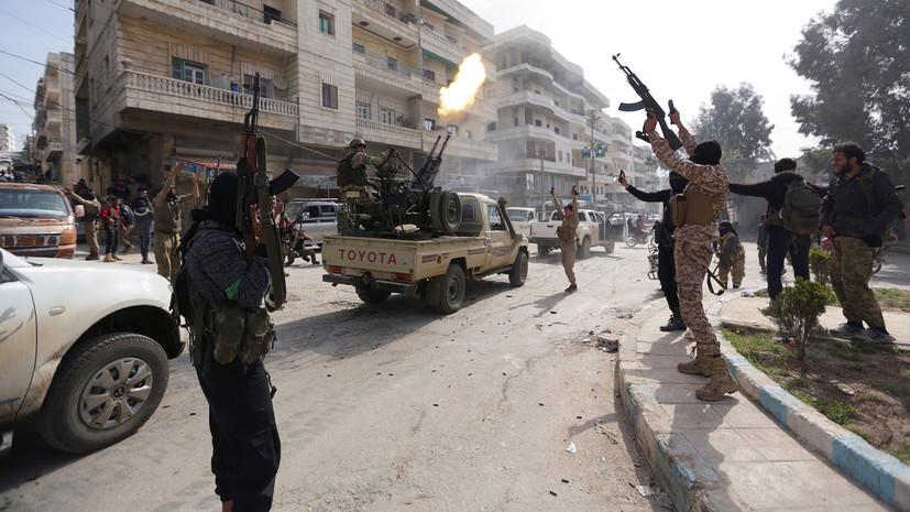 «Будем воевать против ИГ и «Нусры»: крупная группировка Свободной сирийской армии перешла на сторону властей САР