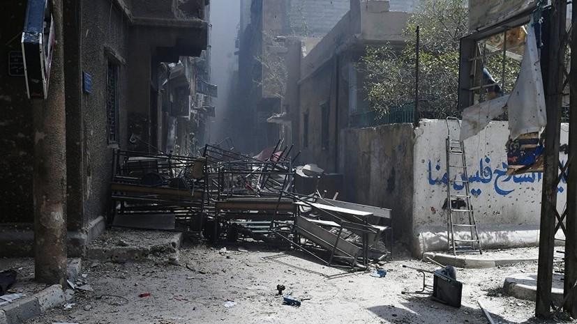 Центр примирения: более тысячи боевиков «Джабхат ан-Нусры» атаковали позиции армии Сирии