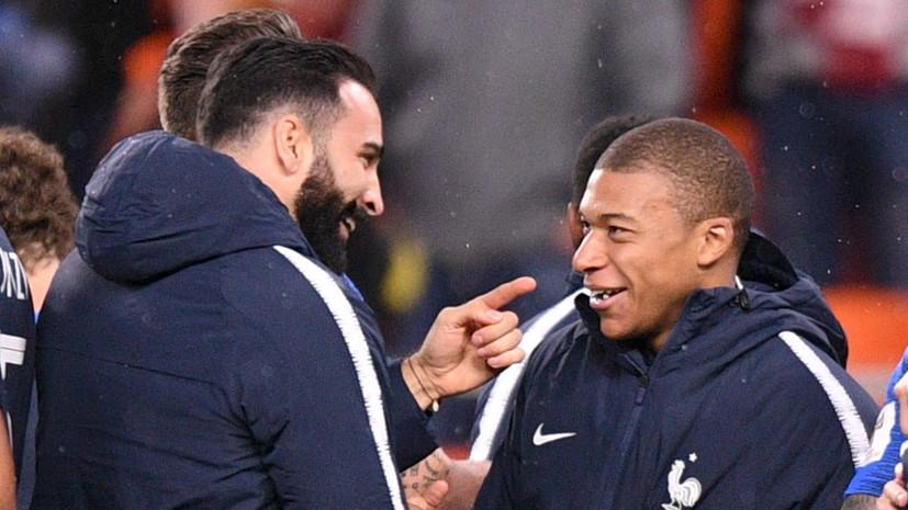 Трезеге прокомментировал достижение Мбаппе, ставшего самым молодым французским автором гола на ЧМ по футболу