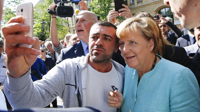Есть ли у Меркель шанс сохранить свои позиции по мигрантскому вопросу и пост канцлера
