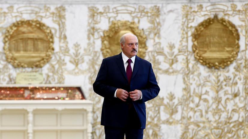 Лукашенко допустил вхождение Белоруссии в состав другого государства