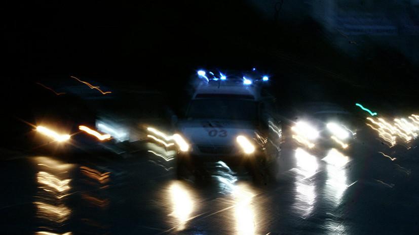 Пассажиры теплохода при прогулке по Оби пострадали из-за шторма
