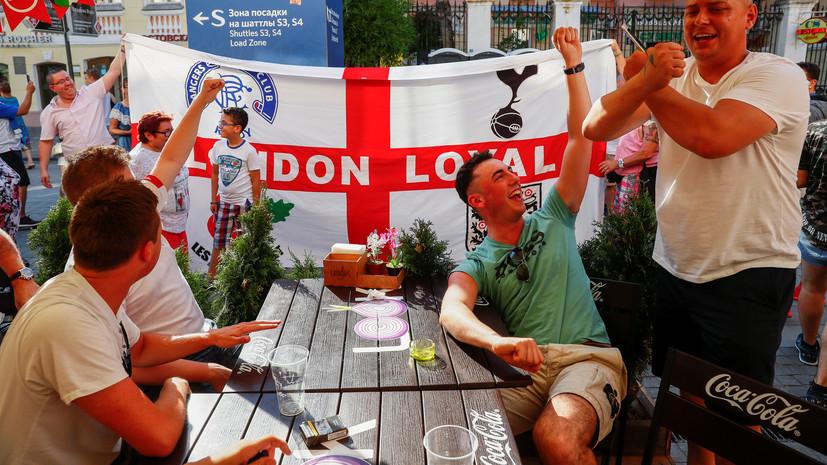 Английскому фанату запретили посещать футбольные матчи из-за снятого в России антисемитского видео