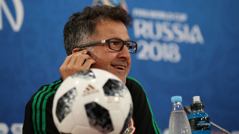 Осорио заявил, что сборная Мексики готовилась к матчу с Южной Кореей серьёзнее, чем к игре с Германией
