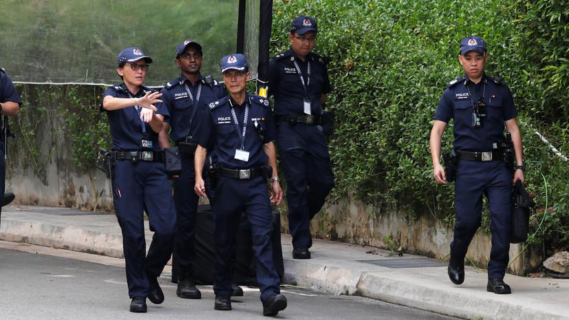 СМИ назвали число полицейских, которые будут охранять Трампа в Великобритании