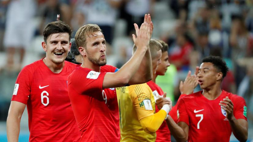 Во время матча Англия — Панама в Нижнем Новгороде ожидается аномальная жара
